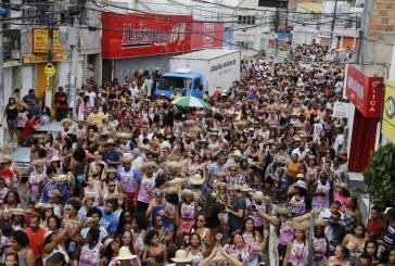 Grupos culturais mantêm tradição do São João em Lauro de Freitas