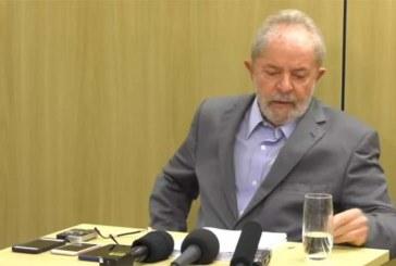 Em 1ª entrevista após caso Moro, Lula afirma à TVT que ex-juiz é mentiroso
