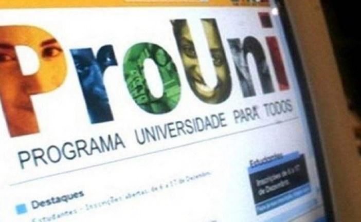 Prazo para participar da lista de espera do ProUni começa hoje