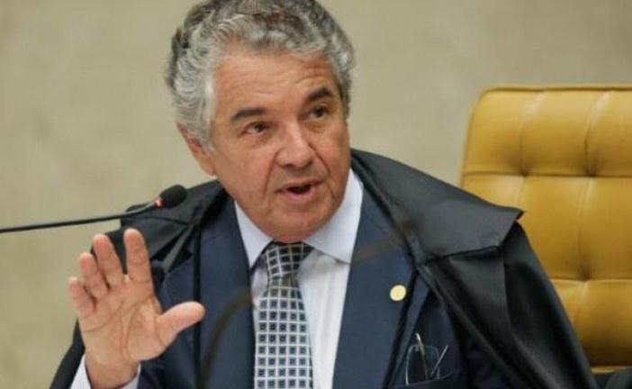Marco Aurélio sobre Moro: 'Espero que ele não ocupe a cadeira que deixarei em 2021'