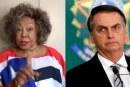 """Em vídeo, Alcione faz desabafo e detona Bolsonaro: """"o senhor precisa respeitar o povo nordestino"""""""