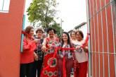Moema entrega creche e destaca parceria escola, sociedade e prefeitura na promoção do desenvolvimento social