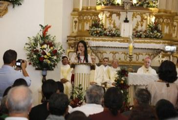 Missa celebra os 57 anos de emancipação política de Lauro de Freitas e reforma da Igreja