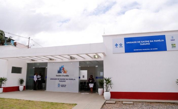 USF do Tarumã atende mais de 300 pessoas na primeira semana