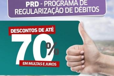Contribuintes de Lauro de Freitas têm até esta quarta-feira (10) para regularizar pendências