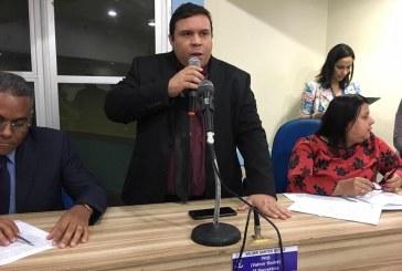 Isaac de Belchior apresenta Moção de Congratulação à Maçonaria de Lauro de Freitas