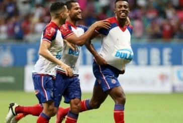 Pra subir na tabela! Com casa cheia, Bahia recebe o Goiás na Arena Fonte Nova