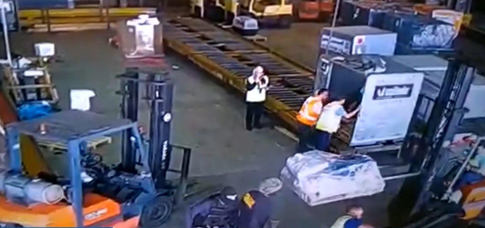 Polícia identifica mentor do roubo de ouro em Guarulhos