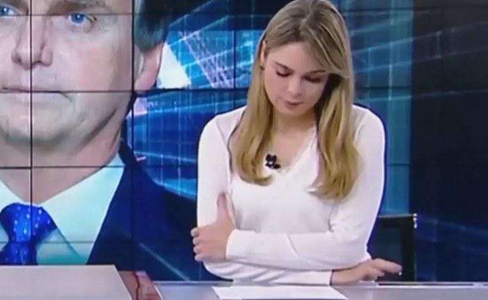Rachel Sheherazade é afastada do SBT e sugere censura por criticar Bolsonaro