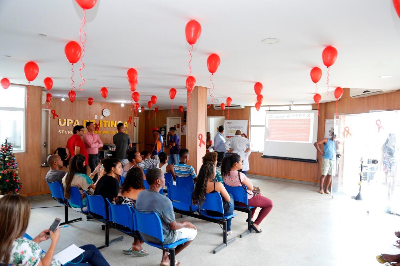 Novos protocolos reduzem tempo de permanência de pacientes nas unidades de urgência e emergência de Lauro de Freitas
