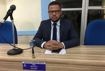 Vereador Decinho apresenta PL que institui o programa Vacina nas Escolas no município