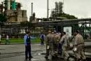 Alba sedia ato em defesa da permanência da Petrobras