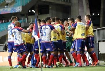 Com chance de entrar no G-6 do Campeonato Brasileiro, Bahia visita o Avaí nesta segunda