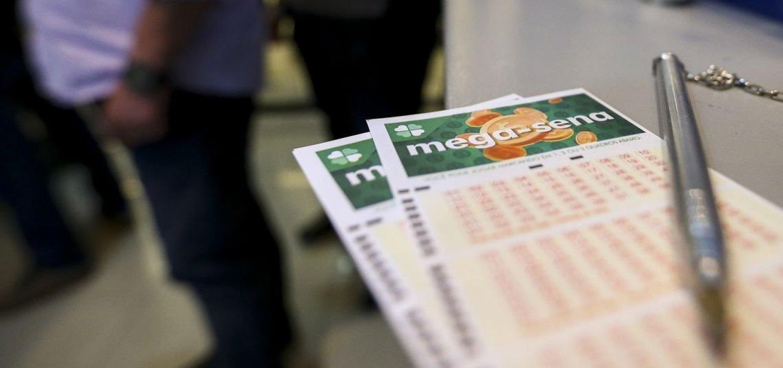 Mega-Sena pode pagar hoje prêmio de R$ 80 milhões