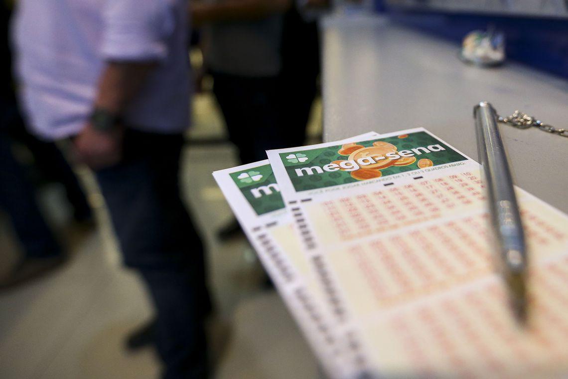 Mega-Sena acumula e prêmio pode chegar a R$ 90 milhões