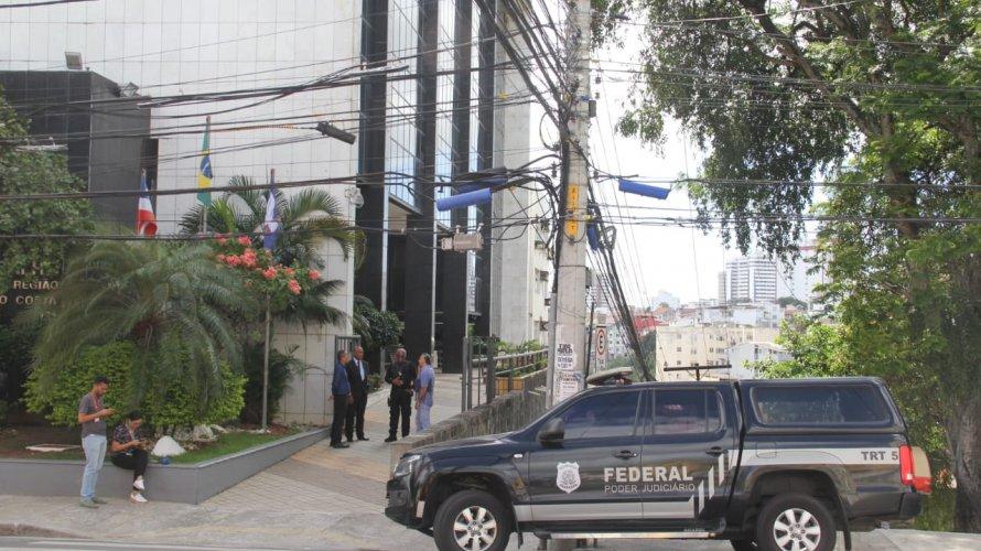 PF deflagra operação na Bahia para investigar venda de decisões judiciais e tráfico de influência