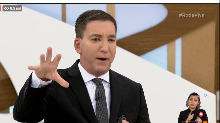 Vaza Jato: Glenn Greenwald diz que vale utilizar informações ilegais para combater a corrupção