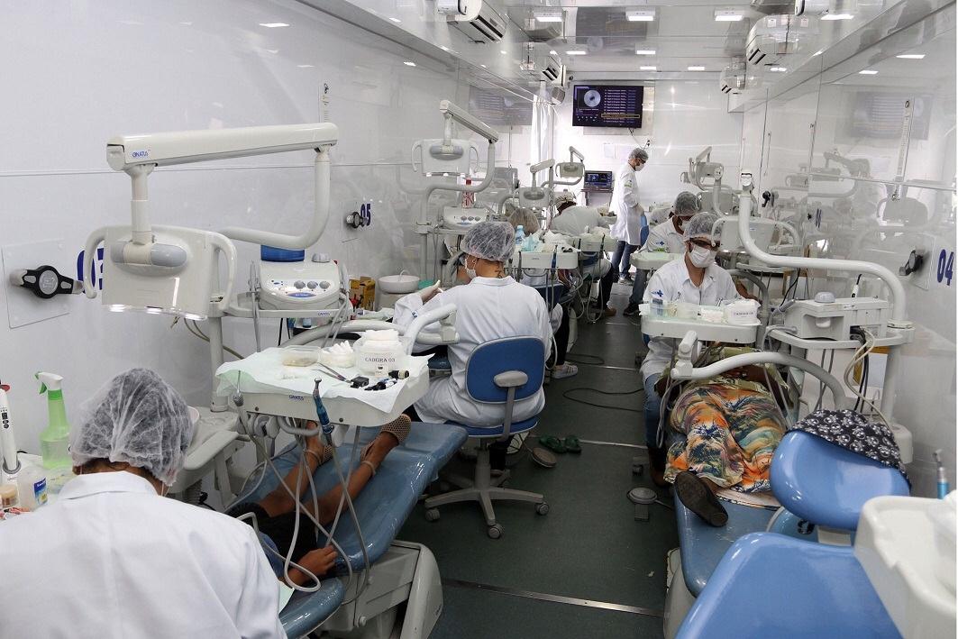 Saúde sem Fronteiras estará em Vereda, Ibirapuã e Guaratinga nesta semana