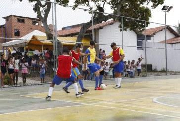 Futebol de cegos destaca importância da inclusão nos processos educativos