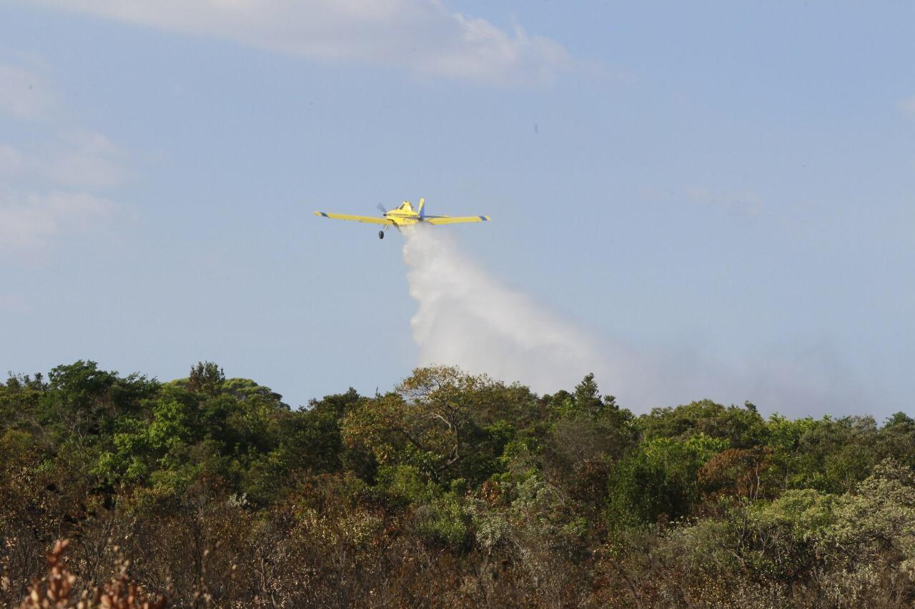 Governo investe R$ 6,7 milhões em ações contra incêndios florestais na Bahia