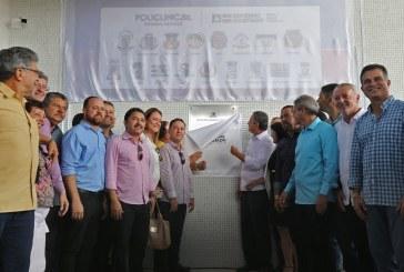 Em Jacobina, Rui entrega 12ª Policlínica Regional de Saúde