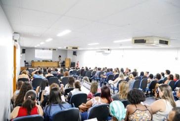 Profissionais de saúde de Lauro de Freitas participam de capacitação para profilaxia antirrábica