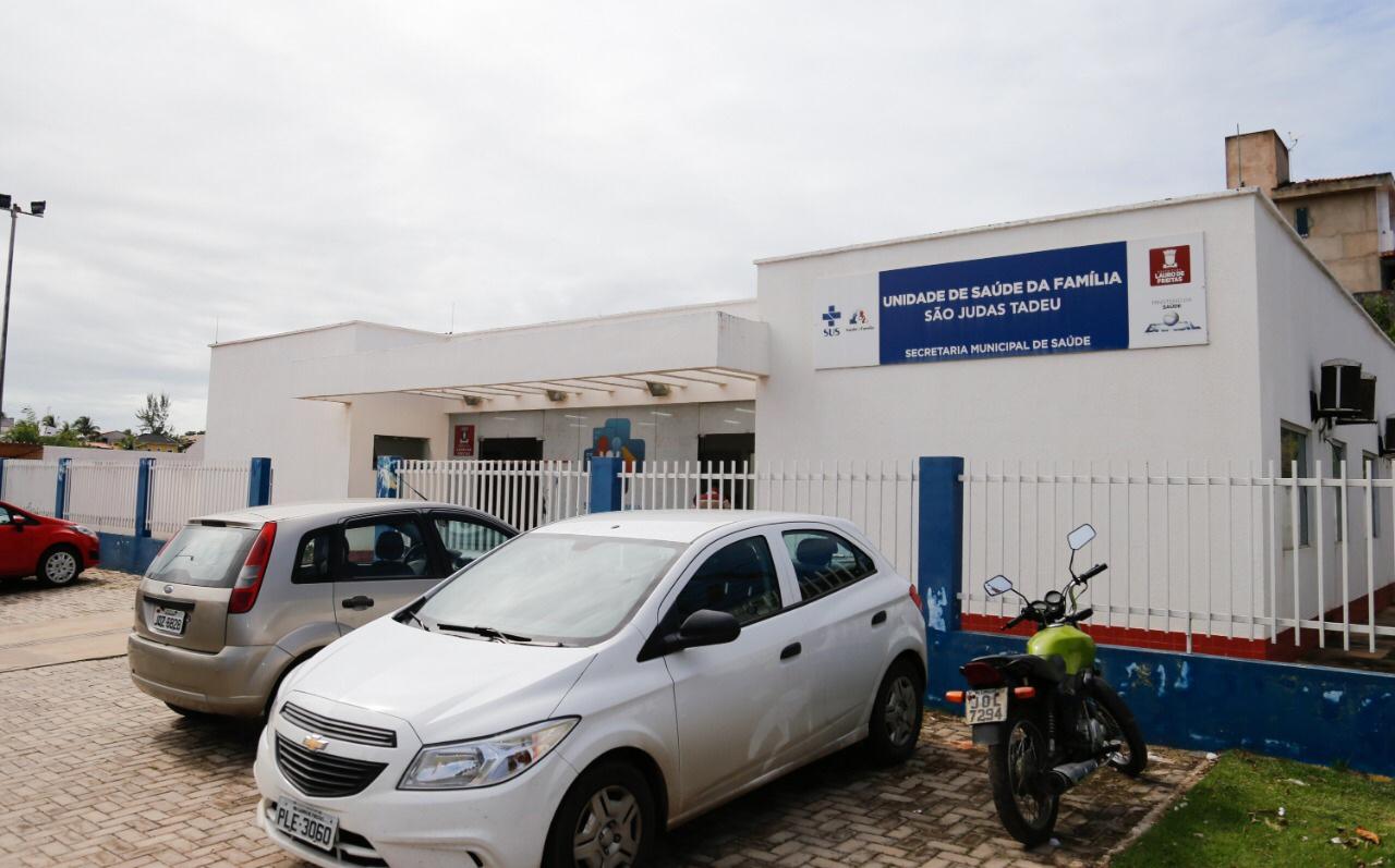 Saúde amplia pontos para agendamento de consultas com implantação de regulação na USF Jambeiro e São Judas Tadeu