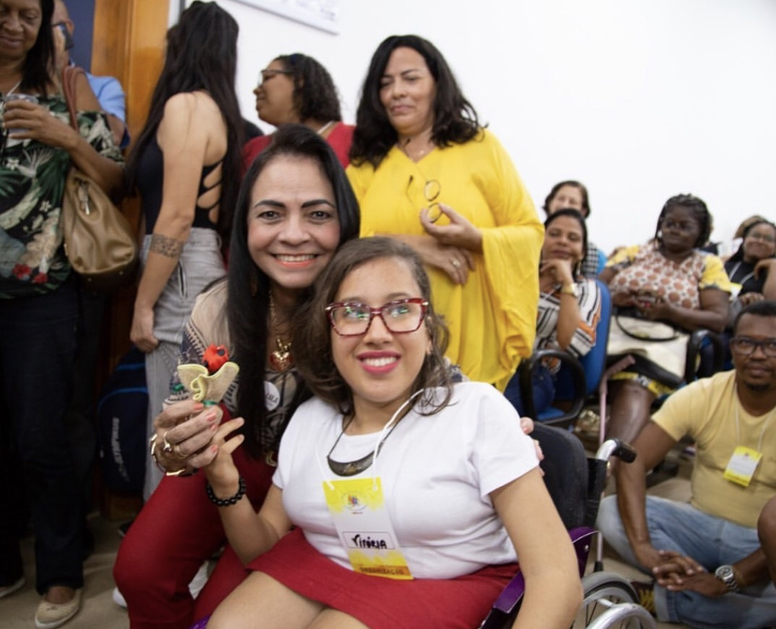 Moema reafirma compromisso com a inclusão das pessoas com deficiência nas escolas do município