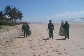 Mais de 20 praias baianas estão impróprias para banho neste fim de semana