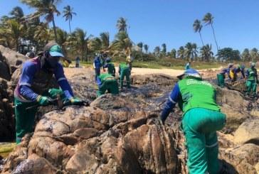 Óleo já atingiu ecossistemas de 14 unidades de conservação do país