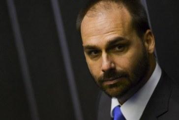 Após fala sobre AI-5, oposição vai apresentar notícia-crime no STF contra Eduardo Bolsonaro