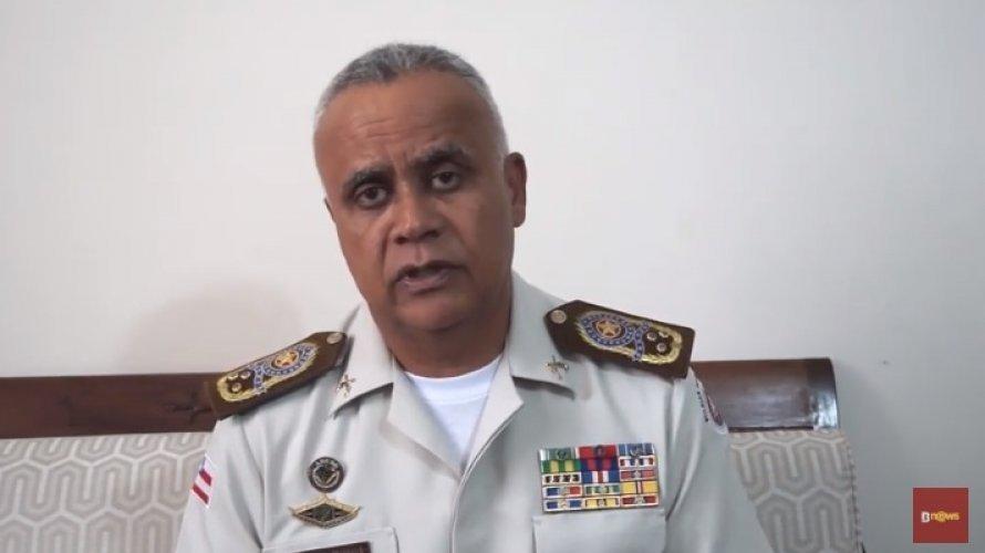 """""""Podem retornar para suas atividades"""", avisa Comandante da PM à população nesta quarta-feira (9)"""