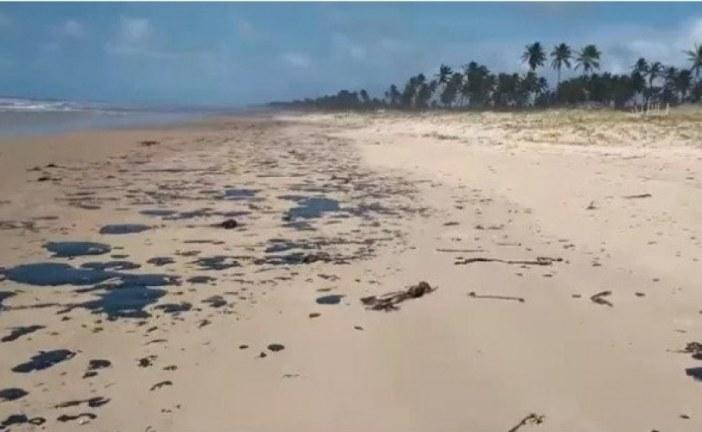 MPF e MPBA acionam União e cobram medidas emergenciais para conter mancha de óleo na Bahia
