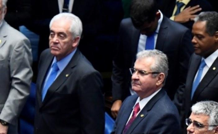 No Senado, Otto e Coronel faltam à audiência pública sobre vazamento de óleo