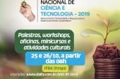 Semana Nacional de Ciência e Tecnologia acontece em Lauro de Freitas, participe!