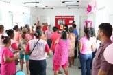 """USF São Judas Tadeu na Itinga intensifica ações de atenção à saúde da mulher no """"Outubro Rosa"""""""
