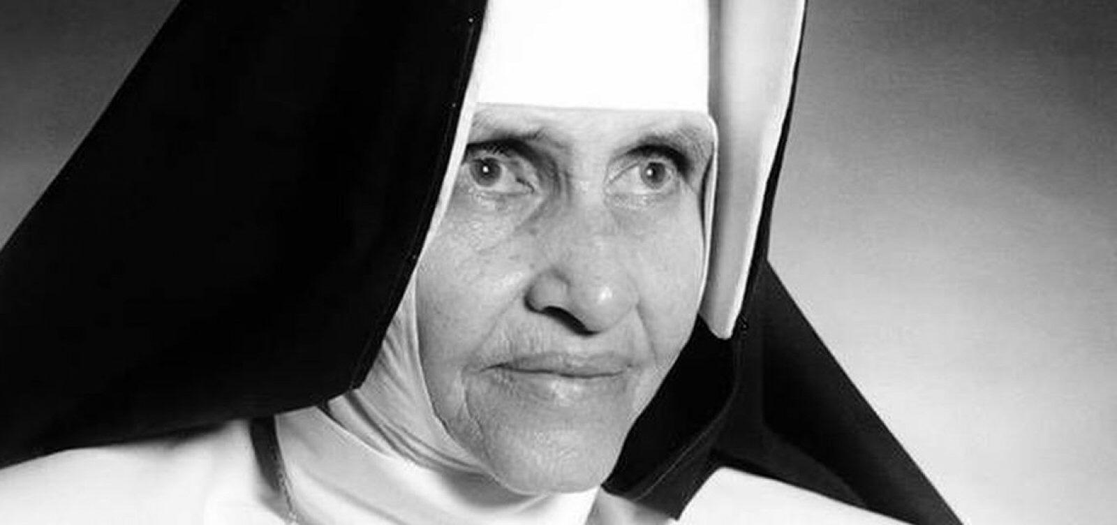 Irmã Dulce é canonizada e se torna primeira santa brasileira