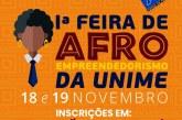 Feira de Afroempreendedorismo terá palestras, talkshows e apresentação de cases em Lauro de Freitas
