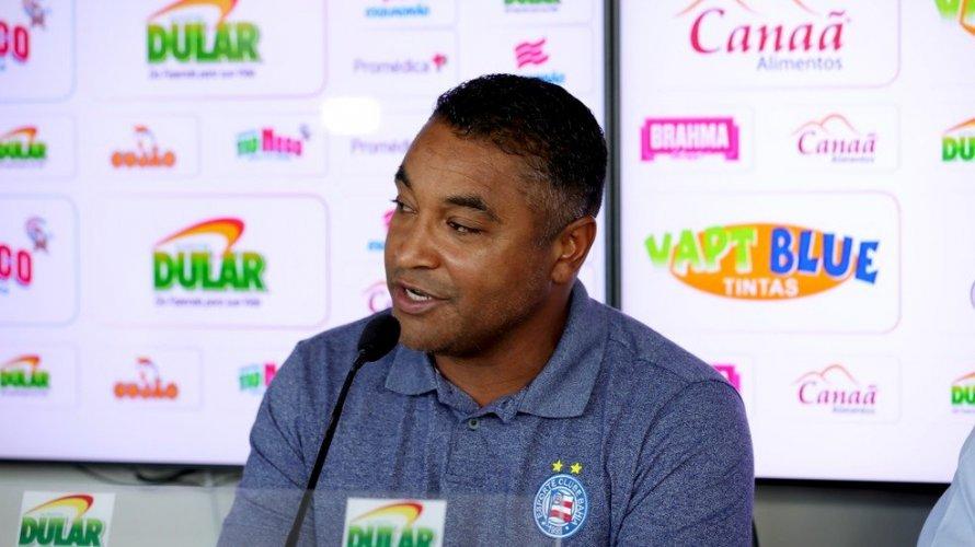 """""""Ainda há possibilidade"""", diz Roger sobre chance remota de vaga na Libertadores"""