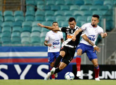 Flávio renova contrato com o Bahia até 2023