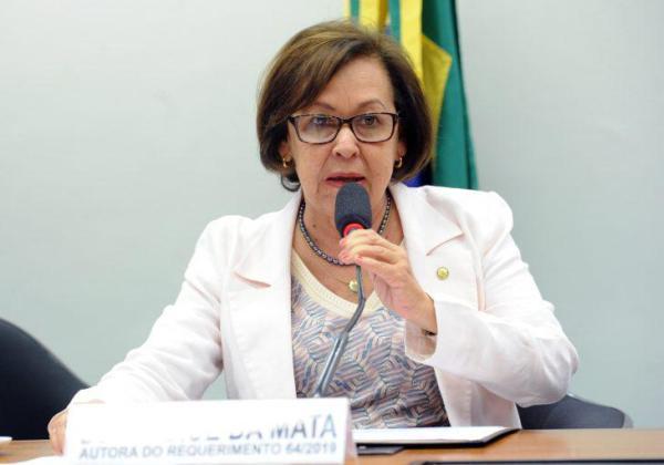 Lídice cita participação dos filhos do presidente em esquema envolvendo fake news