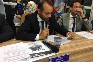 Vereador Rosalvo propõe tornar de Utilidade Pública o Instituto Bahia Espetacular