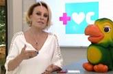 Emocionada, Ana Maria revela estar com câncer no pulmão; veja vídeo