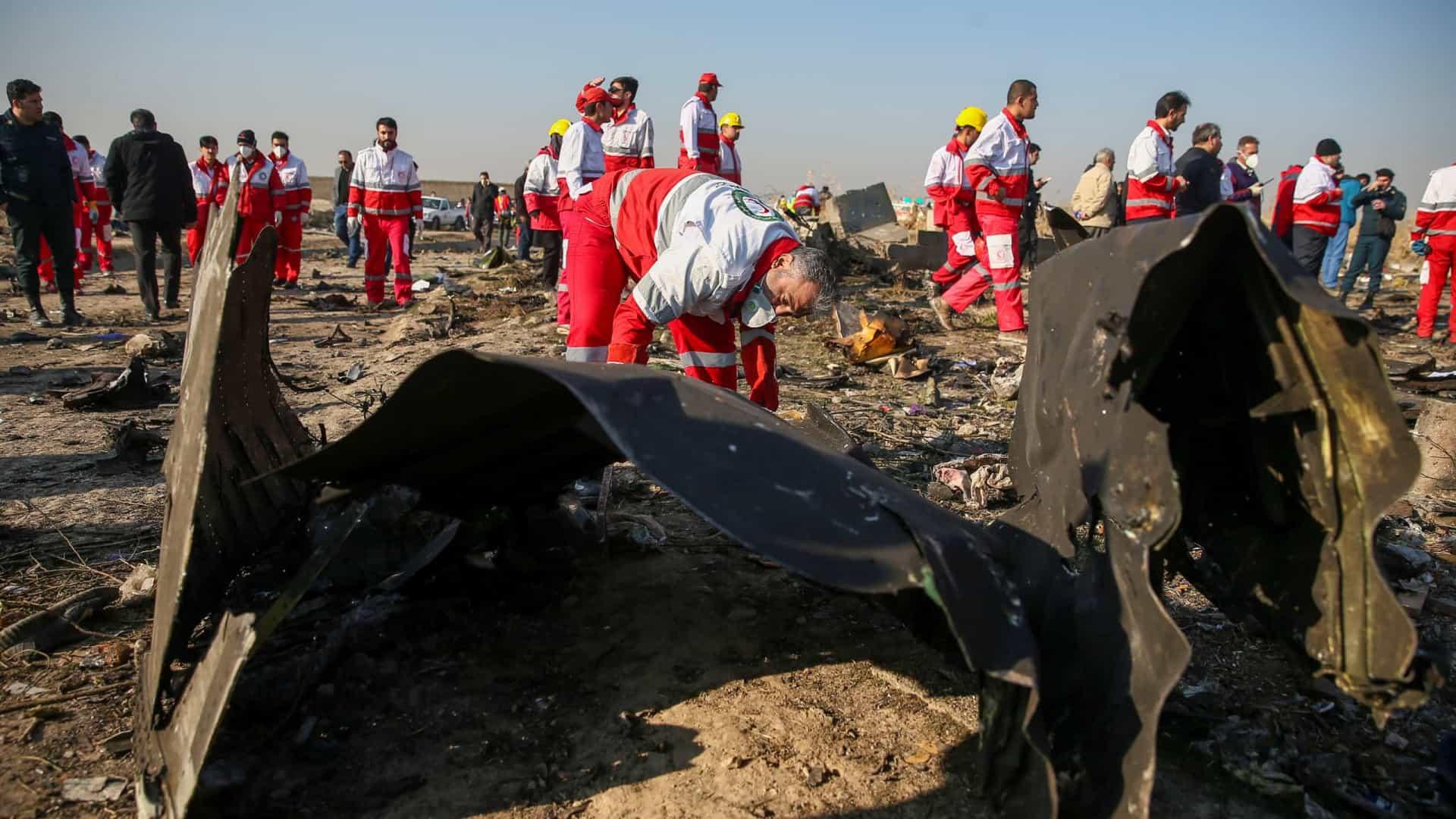 Avião da Ucrânia foi abatido pelo Irã por acidente, avaliam EUA