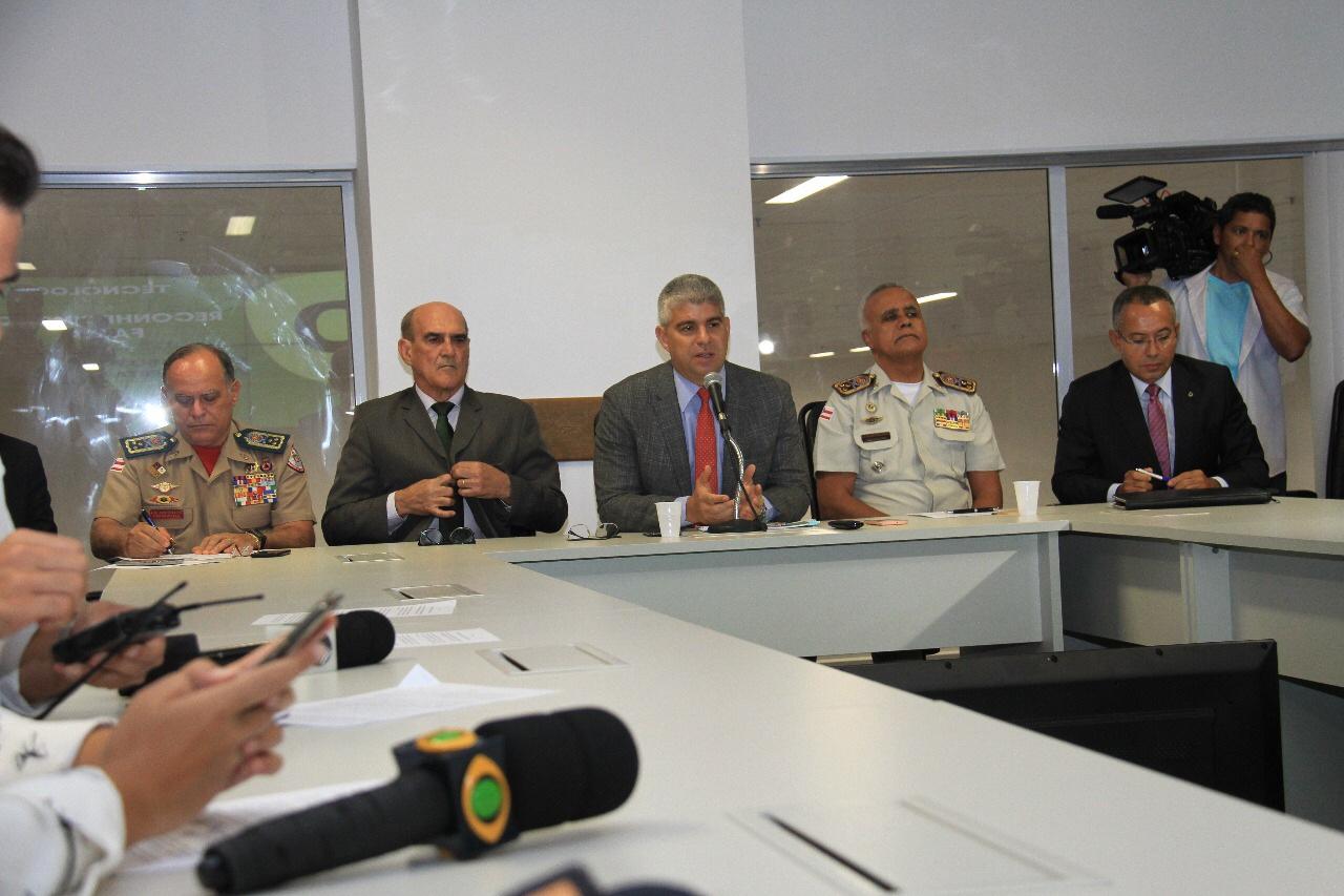 Bahia alcança redução de quase 26% em roubos a instituições financeiras