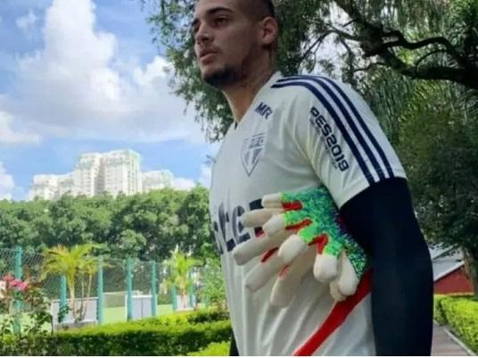 São Paulo suspende contrato do goleiro Jean até o fim do ano