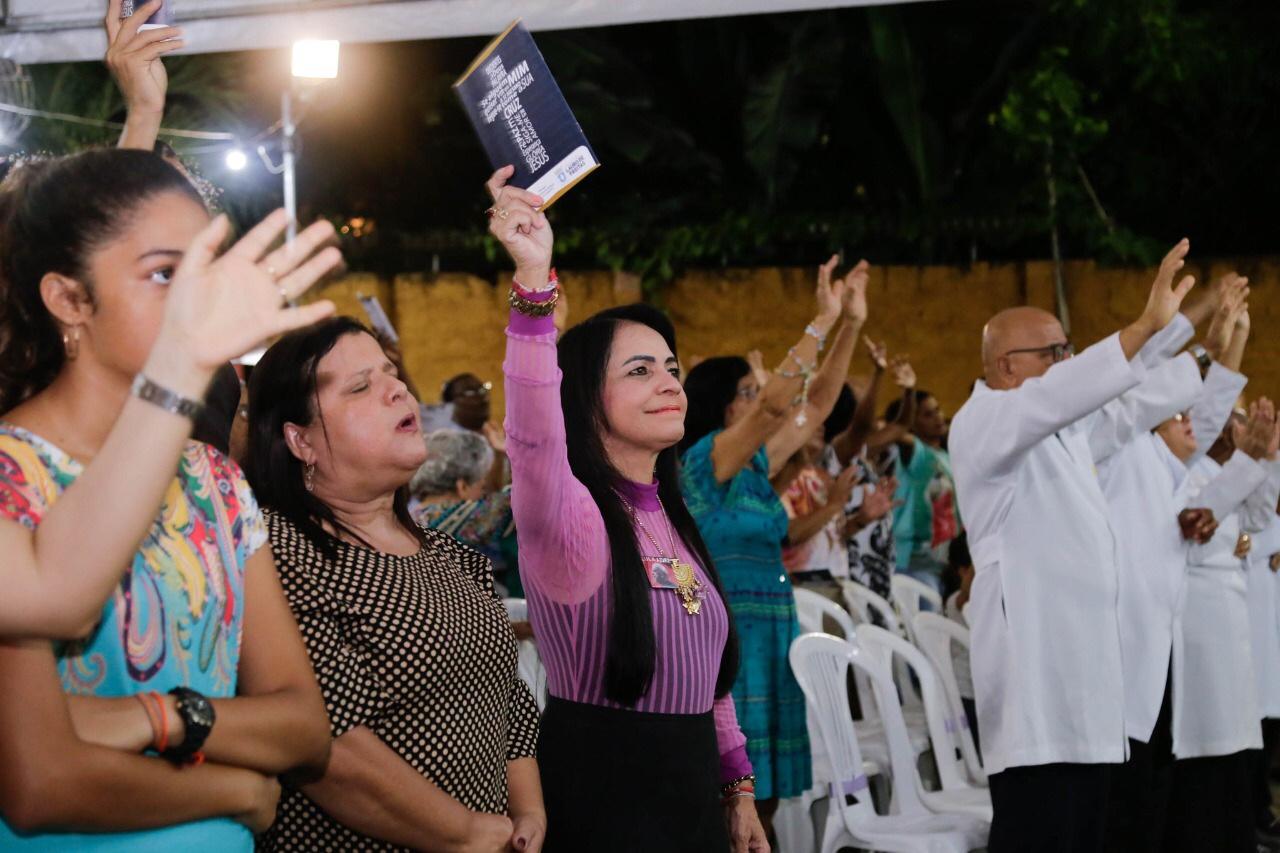 Fé e devoção marcaram abertura da Festa de Santo Amaro de Ipitanga, em Lauro de Freitas