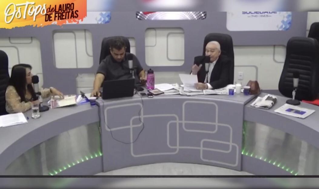 Vídeo: Confira na íntegra como foi a entrevista de Moema no Balanço Geral da rádio Sociedade
