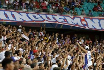 Copa do Nordeste: Bahia x Confiança tem data alterada a pedido do SBT