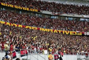 Vitória vence CRB e assume vice-liderança de grupo B na Copa do Nordeste